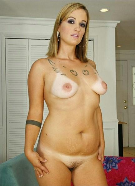 Heidi Sin Bodyshot