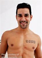Marco Rivera Bodyshot