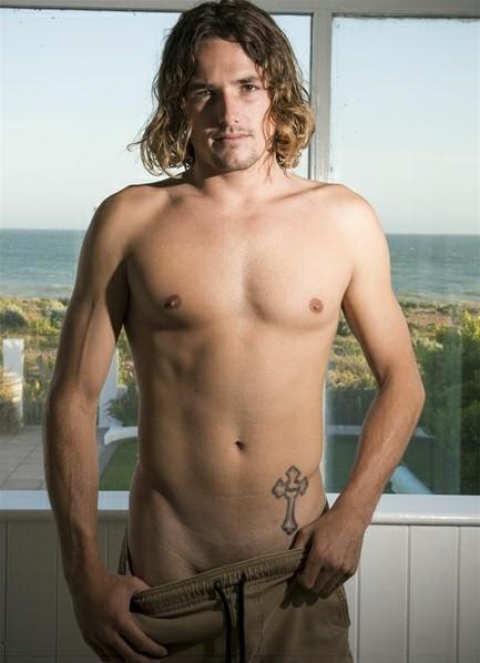 Tyler Nixon Bodyshot