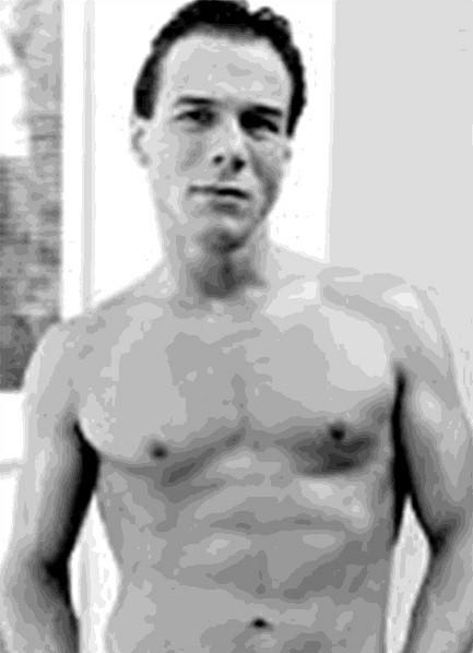 Tony Tedeschi Bodyshot