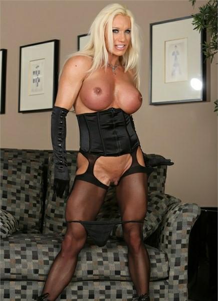 Ashley Chambers Bodyshot