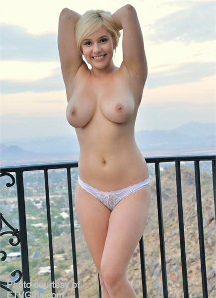 Kylie Page Bodyshot