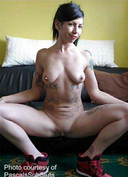 Gina Jameson Bodyshot