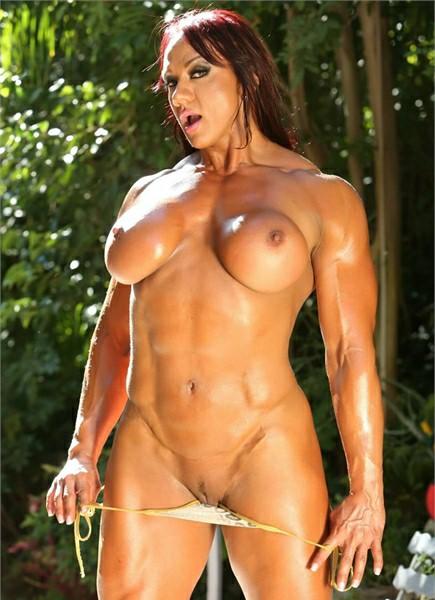 Amber Deluca Bodyshot