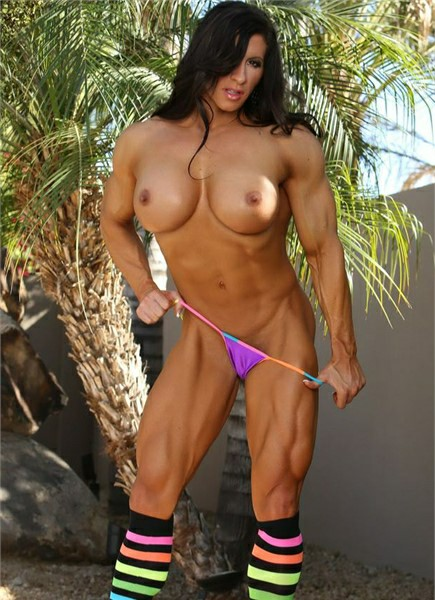 Angela Salvagno Bodyshot