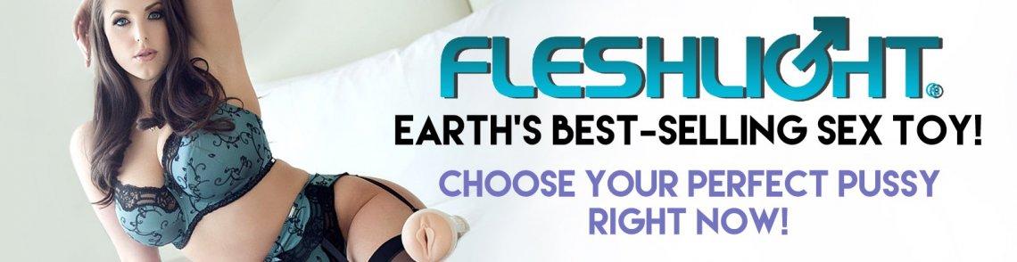 Browse Fleshlight sex toys.