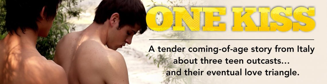 Watch One Kiss gay cinema streaming video from TLA Releasing.