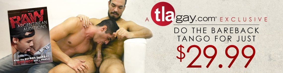 Buy Raw Argentinean Auditions gay porn DVD from Jackrabbit Releasing.
