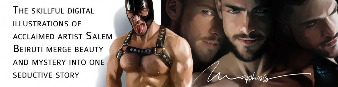 Buy Morphosis gay book from Bruno Gmunder.