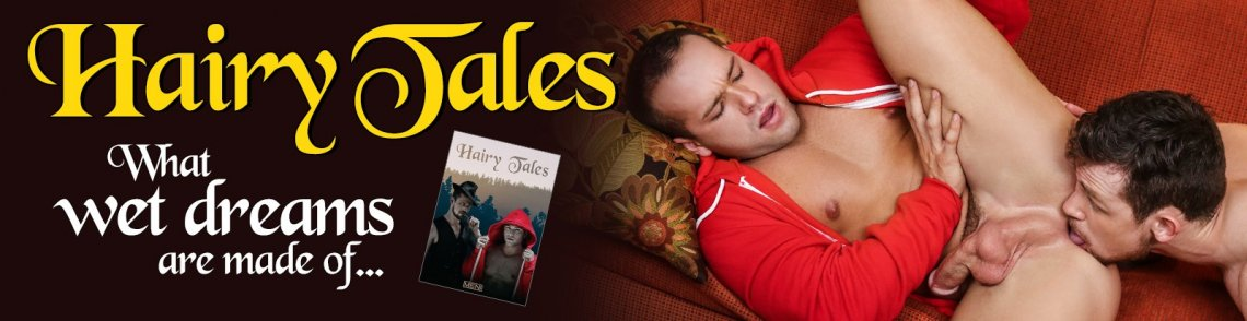 Buy Hairy Tales gay porn DVD from Men.com.