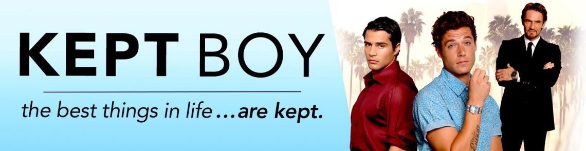 Watch Kept Boy gay cinema DVD from Breaking Glass Pictures.