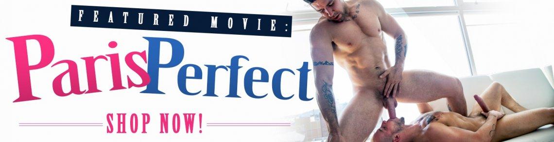 Buy featured gay porn movie Paris Perfect.