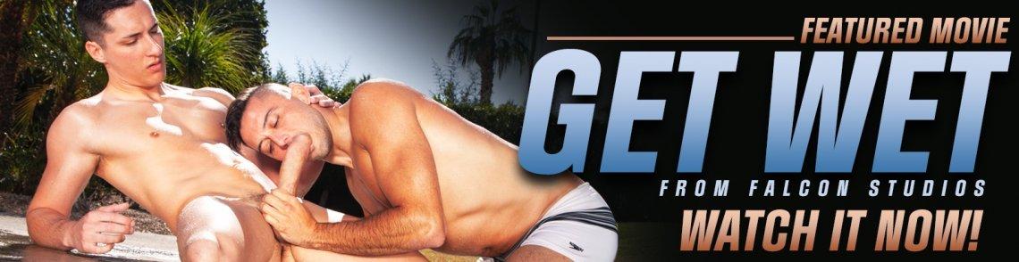 Buy Get Wet gay porn DVD from Falcon Studios.