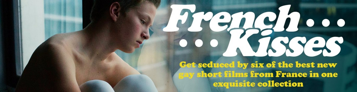 French Kisses gay cinema VOD from TLA Releasing!