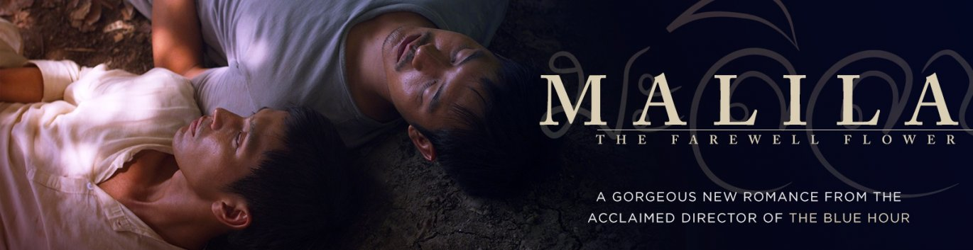 Malila: The Farewell Flower gay romance DVD from TLA Releasing.