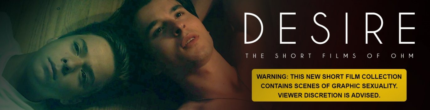 Watch Desire: The Short Films of Ohm movie on demand.