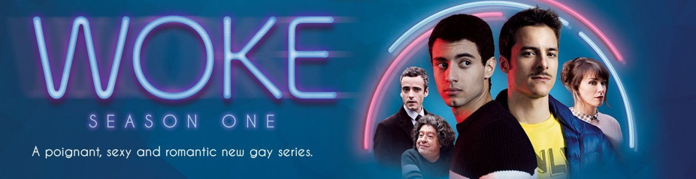 Buy Woke Season One gay cinema DVD from TLA Releasing.