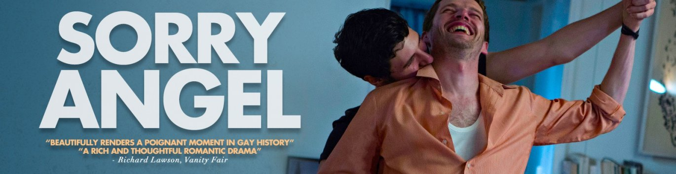 Buy Sorry Angel gay cinema DVD from Strand Releasing.