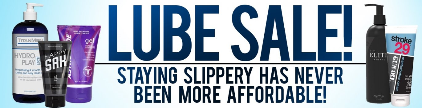 Shop for Lubes and Lotions Sex Toys on sale now.