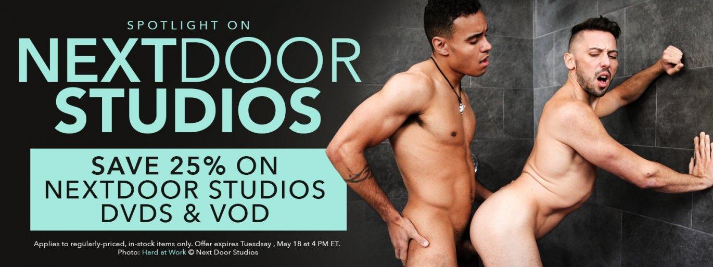 Next Door Studios Sale - 25% Off DVD & VOD!