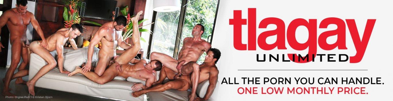 Unlimited Gay Porn Viewing At TLAgay!