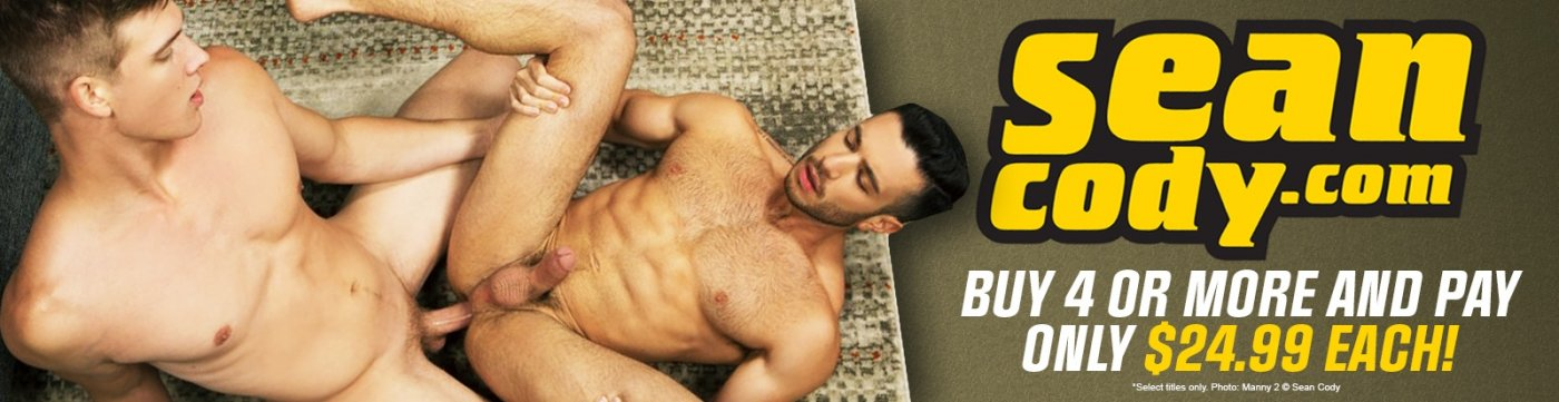 Sean Cody Gay Porn DVDs on sale now.
