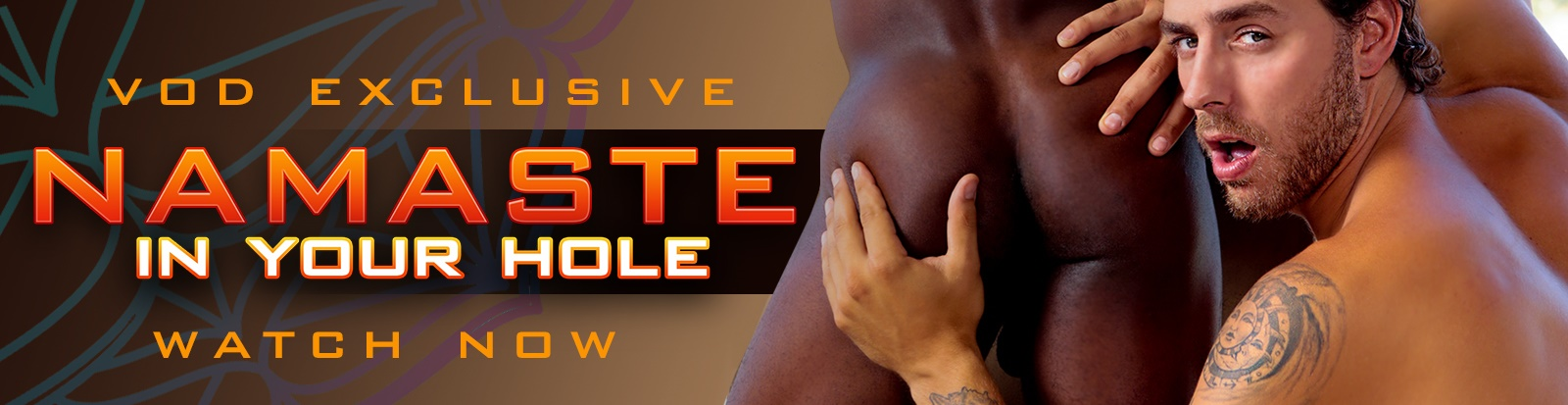Namaste In Your Hole VOD Exclusive