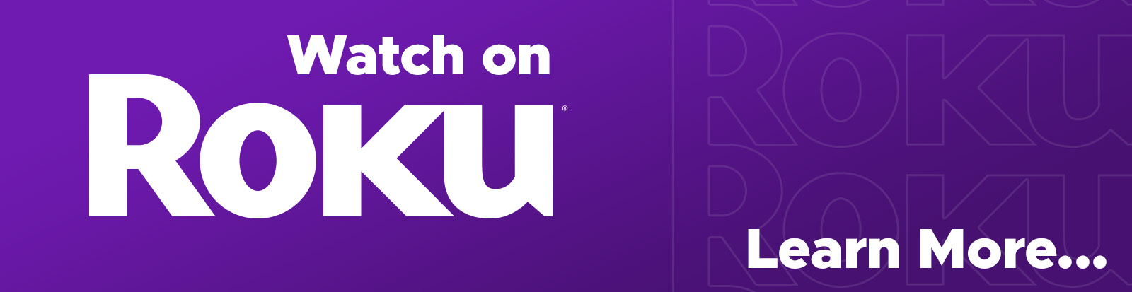 Roku Call to Action