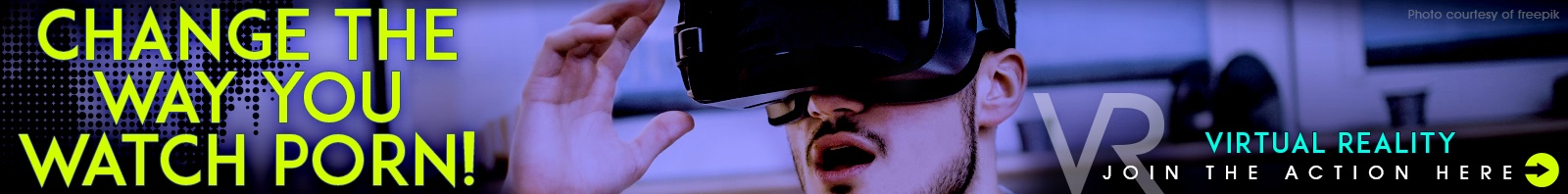 Browse virtual reality porn videos.