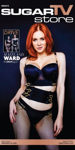 Shop the SugarTV Catalog with cover girl Maitland Ward.