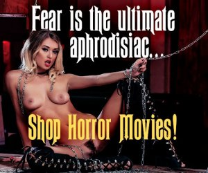 Buy horror porn DVDs starring Natalia Starr and more.