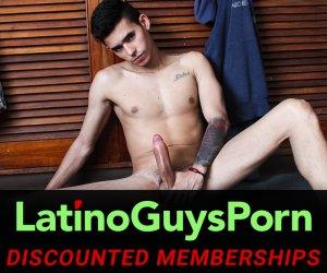 Latino Guys Porn Banner image