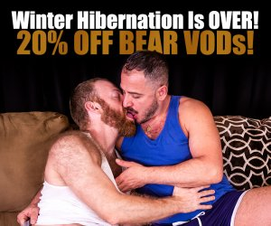 All Bear VODs 20% off On Demand Sale Image
