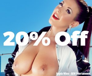Browse 20% clearance porn movies starring Angela White and more.