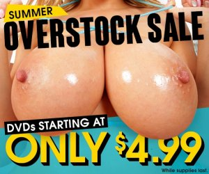 Save on overstock porn movie DVDs.