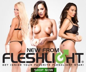 Buy new Fleshlight stroker sex toys.