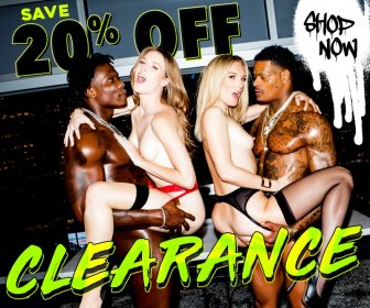Buy 20% off clearance porn movies.