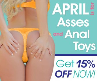 Asses and Anal Toy Sale