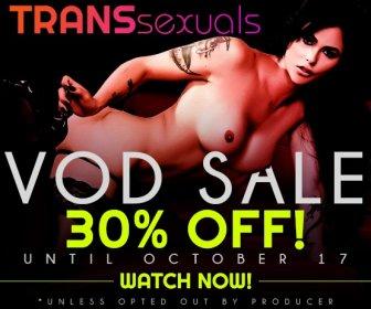 Trans VOD sale