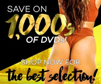 Anal Sale DVDs