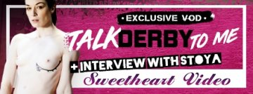 Adult Empire Exclusive VOD - Talk Derby To Me! -  Watch Now!