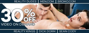 Watch and save 30% off Multi Studio VOD Sale featuring Men.com and more!