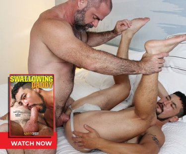 Swallowing Daddy'