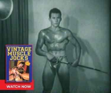 Vintage Muscle Jocks'