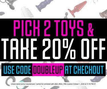 Buy 2 Toys and Save 20%