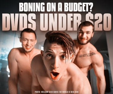 Porn DVDs Under $20