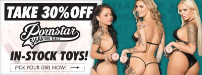Shop Pornstar Stroker sex toys at 30% off.