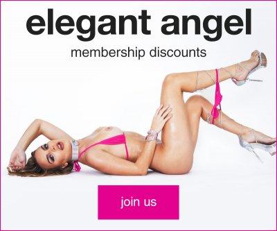 Elegant Angel Membership Banner