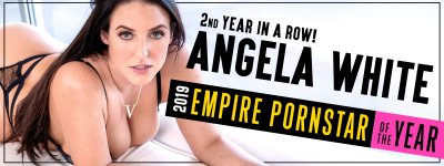 Angela White is the 2019 Adult Empire Pornstar of the Year.