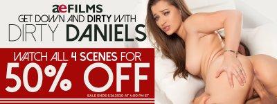 Buy Dirty Daniels porn video scenes.